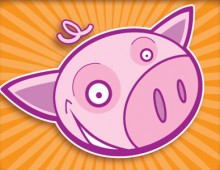 <b>Pig</b> – Character concept illustration